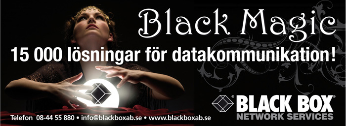 Black Magic - 15000 lösningar från Black Box
