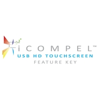 ICOMPEL USB HID Touchscreen Feature Key