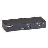 HDMI Switch with Audio & Serial Control