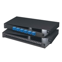 "FO 19"" Patch Panel loaded"