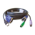 Proprietary KVM cables