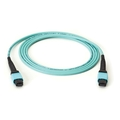 OM3 Fiber Optic Trunk Cable, MTP® MPO-Style, Method A