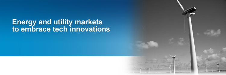 Technological innovations in energy and utility markets
