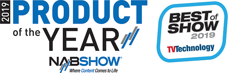Black Box earns top awards at NAB Show 2019
