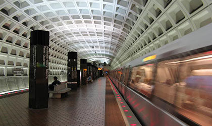Washington D.C. Metropolitan Area Transit Authority