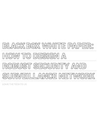 How to Design a Robust Security and Surveillance Network